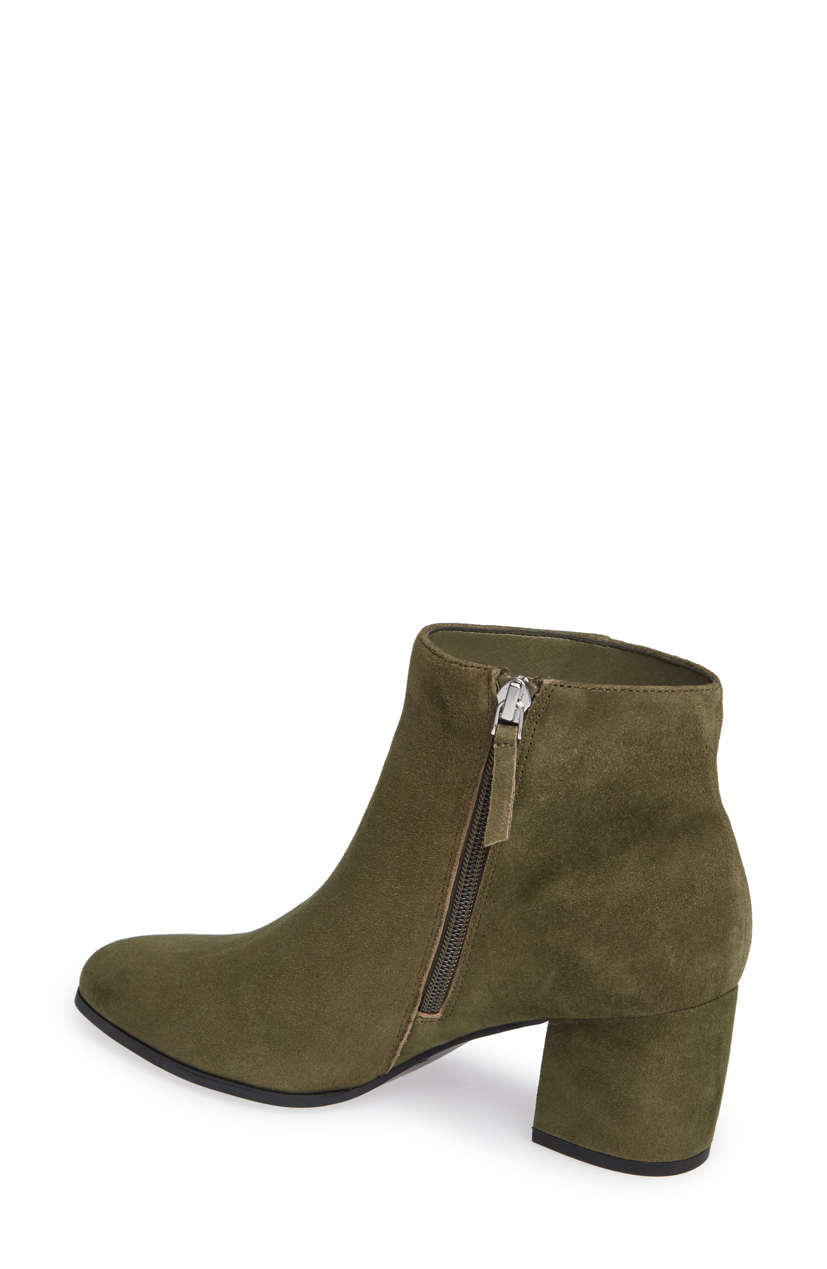 ,                             Amorie Bootie,                             Alternate thumbnail 2, color,                             MOSS SUEDE