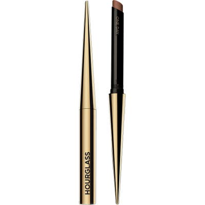 Hourglass Confession Ultra Slim High Intensity Refillable Lipstick - One Day - Nude Pink