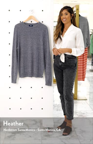 Regular Fit Wool & Cashmere Sweater, sales video thumbnail