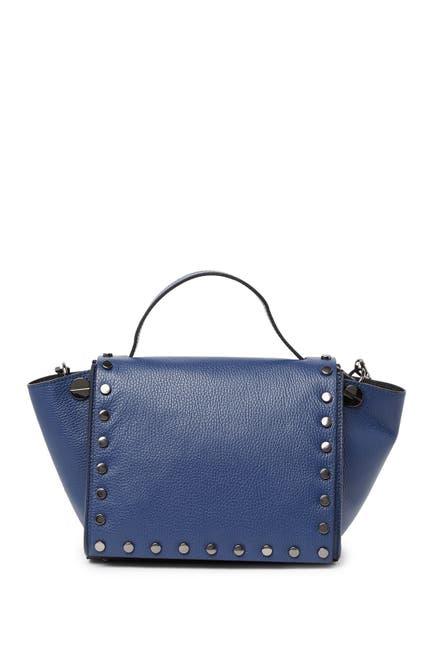 Image of Carla Ferreri Studded Handbag