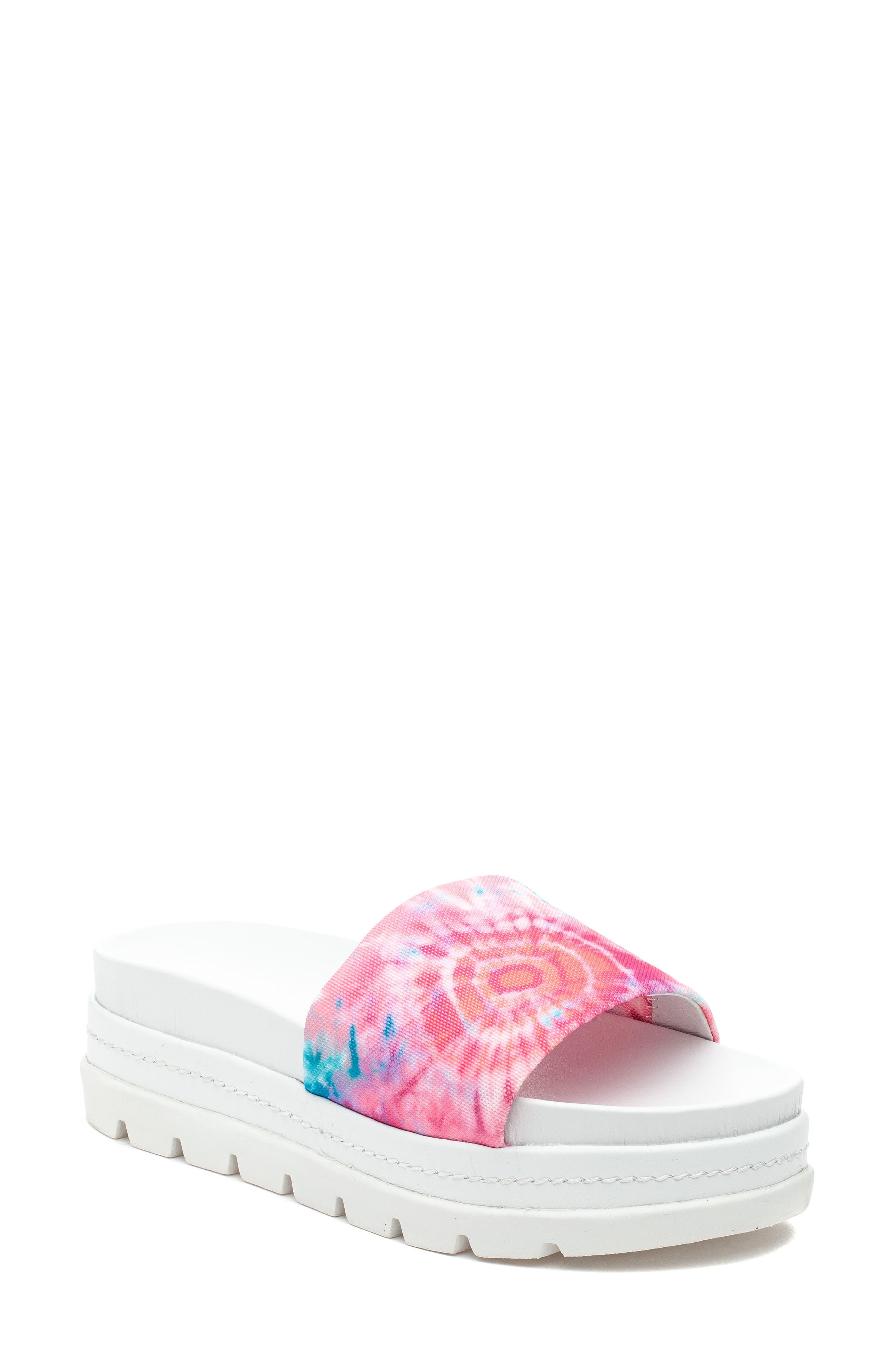 Brit Slide Sandal