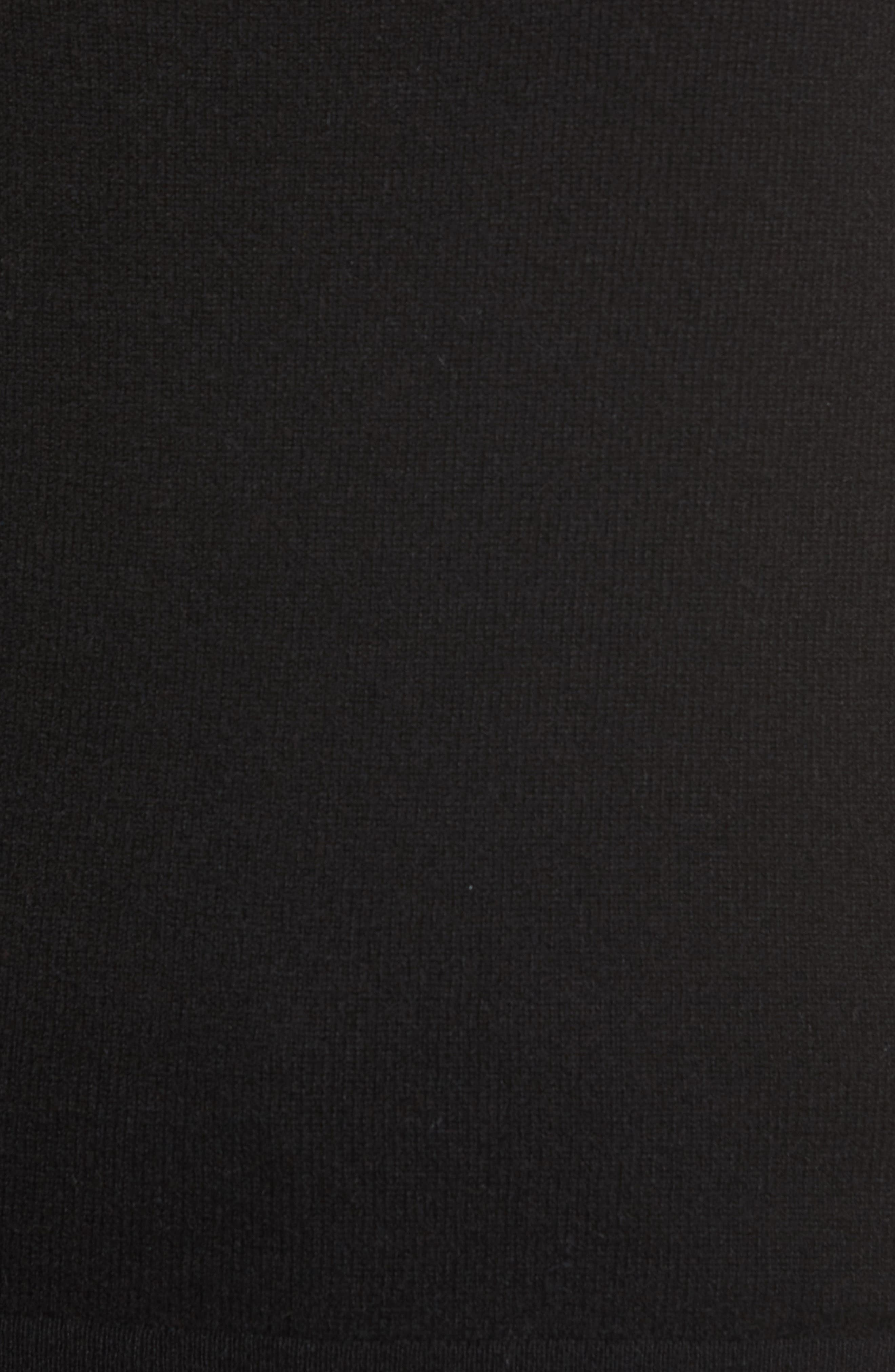 ,                             V-Neck Cashmere Sweater,                             Alternate thumbnail 80, color,                             001