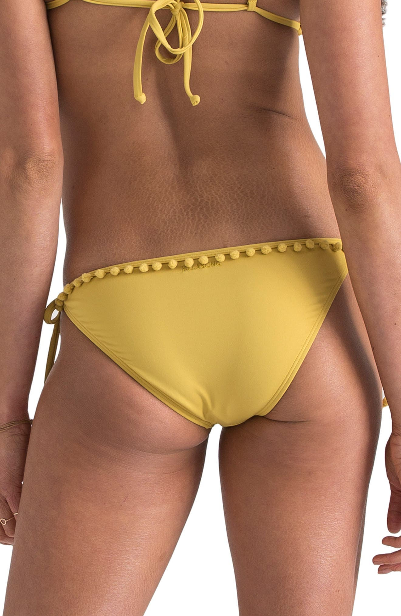 ,                             x Sincerely Jules Last Sun Bikini Bottoms,                             Alternate thumbnail 4, color,                             CITRUS