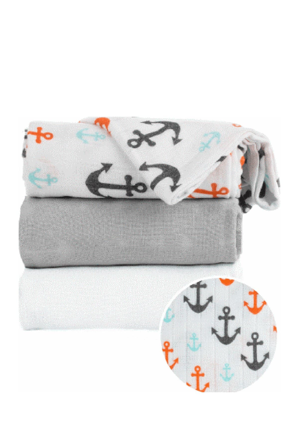 Image of Baby Tula Captain Blanket - Pack of 3