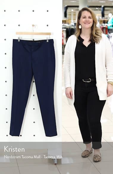Skinny Fit Suit Pants, sales video thumbnail