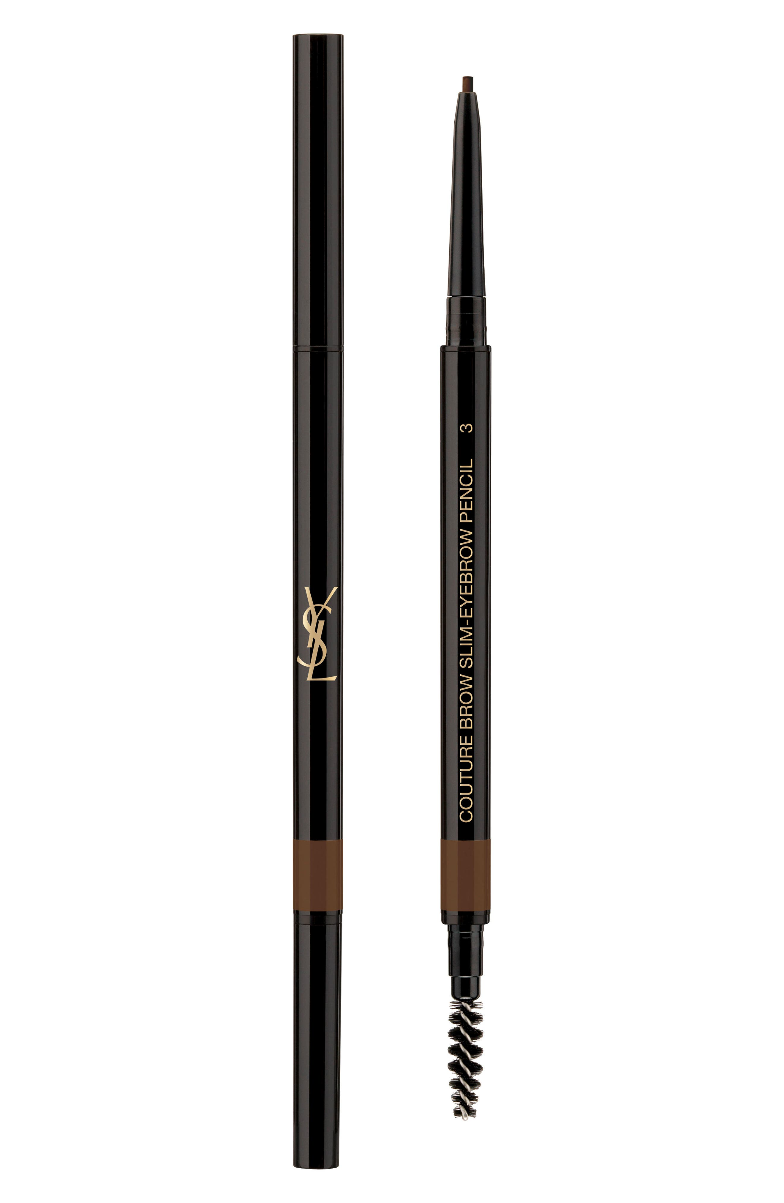 Yves Saint Laurent Couture Brow Slim Eyebrow Pencil - 03 Soft Brown