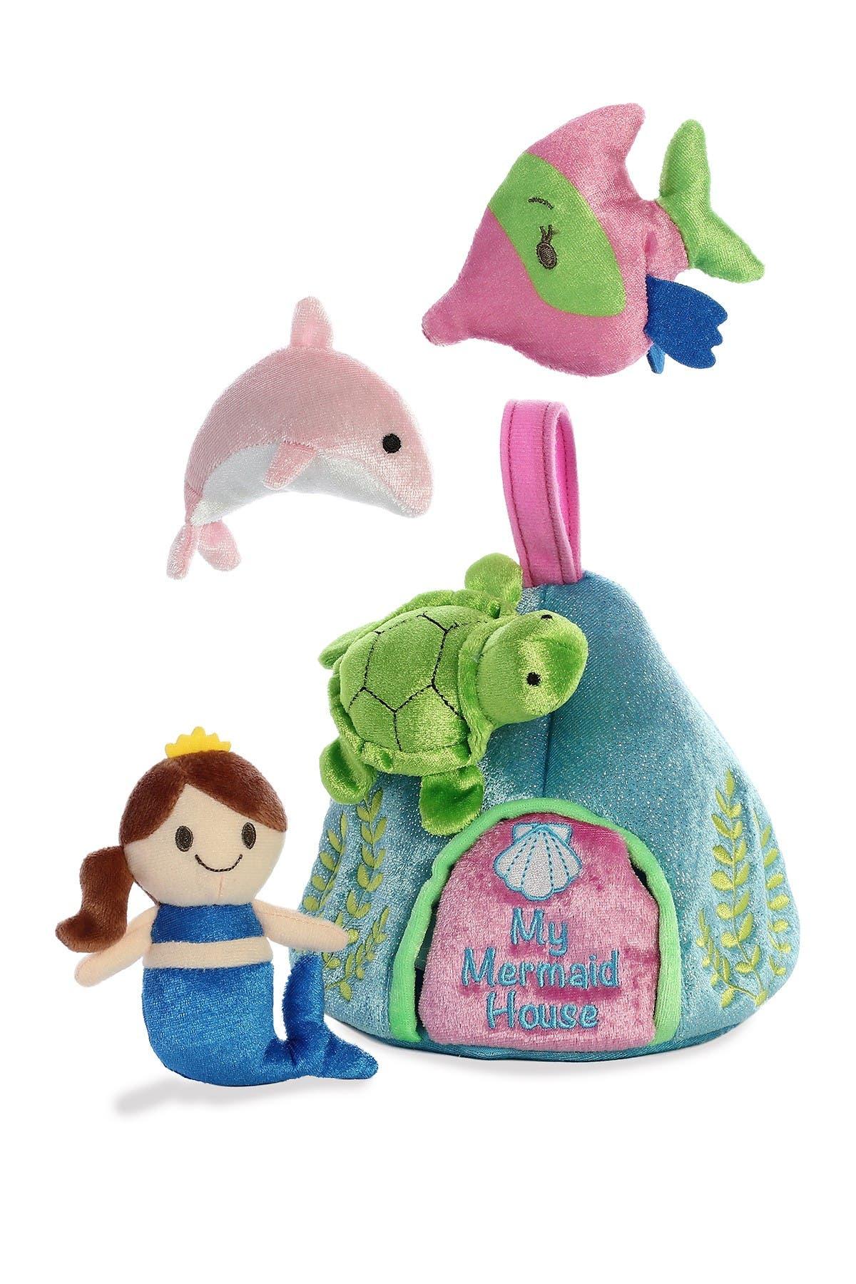 Image of Aurora World Toys My Mermaid House