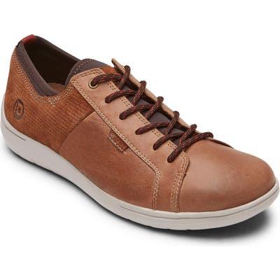 Dunham Fitsmart Sneaker, EE - Brown