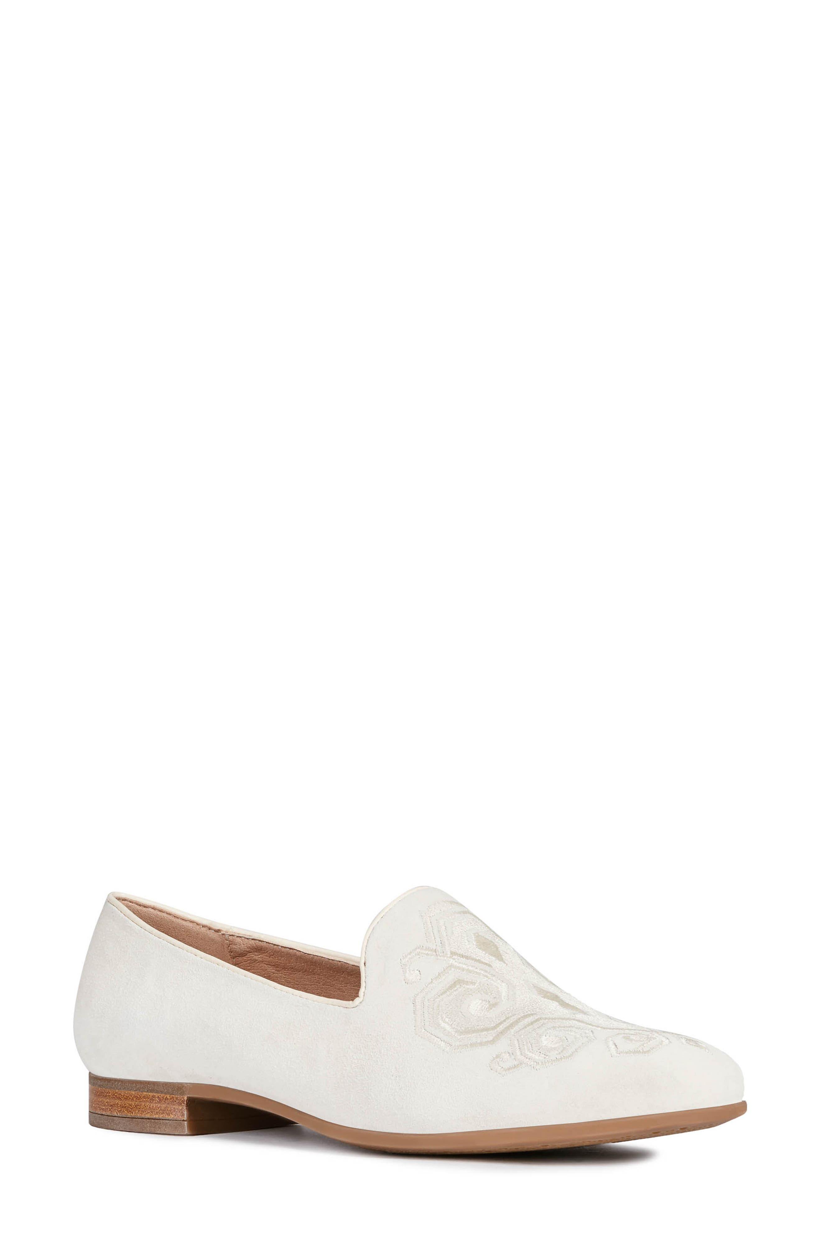 Geox Marlyna Loafer, Ivory