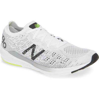 New Balance 890V7 Running Shoe, White