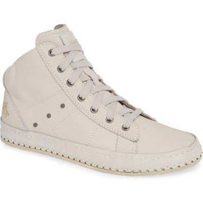 Otbt Round Trip High Top Sneaker- Grey