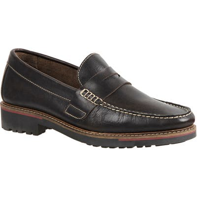 Sandro Moscoloni Roland Penny Loafer, Brown
