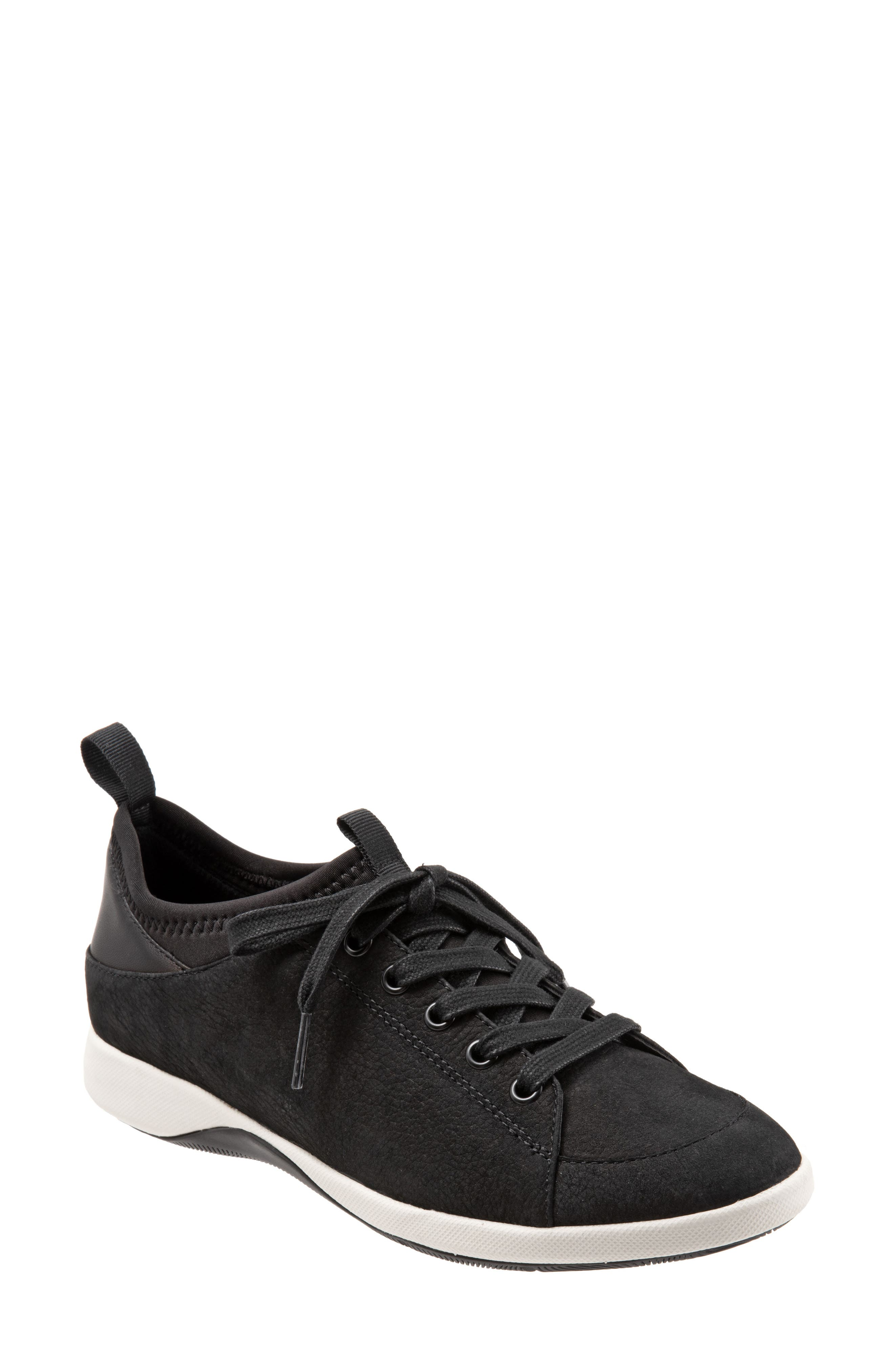 Softwalk Sava Haven Sneaker, Black