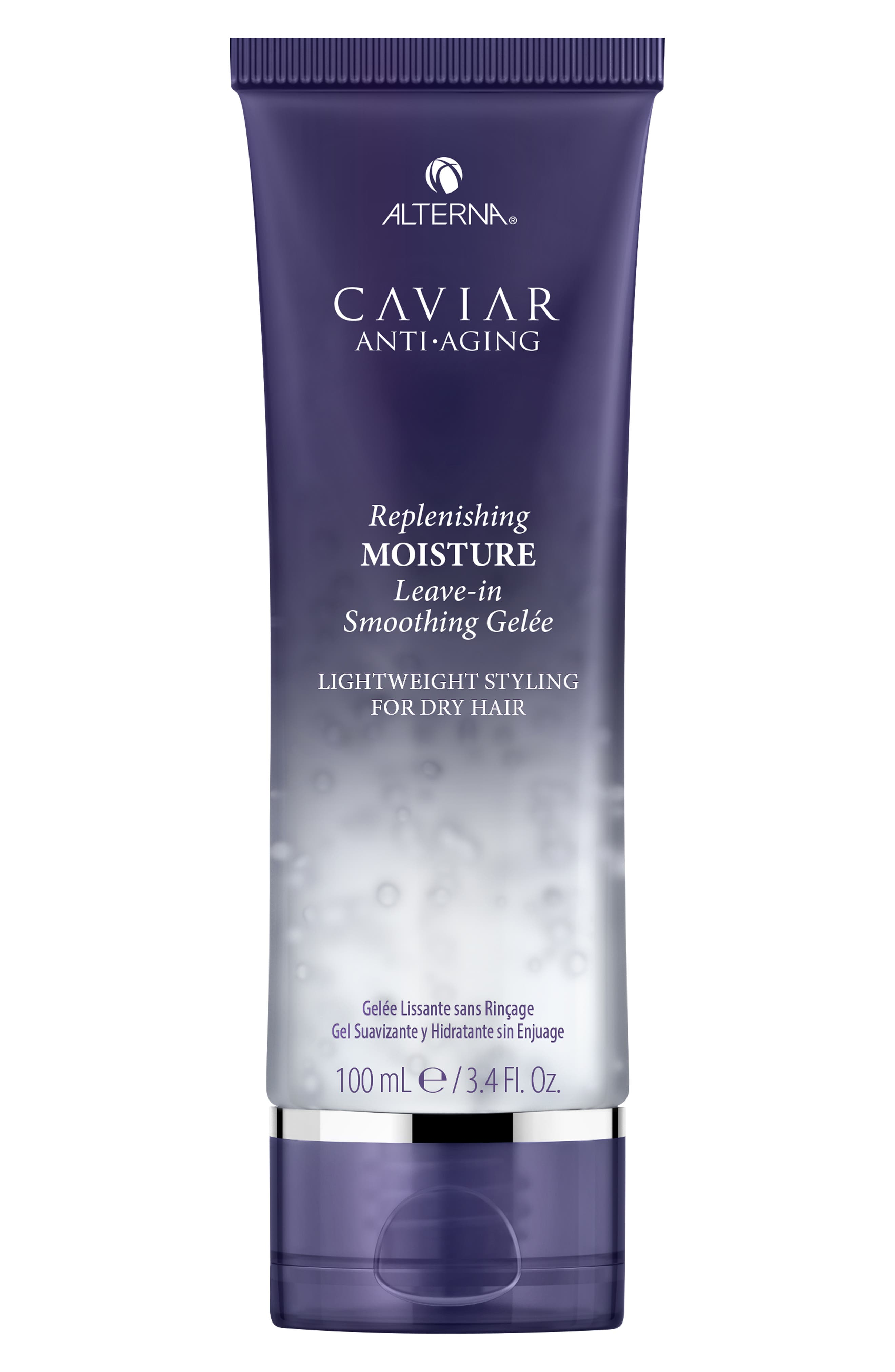 ALTERNA(R) Caviar Anti-Aging Replenishing Moisture Leave-in Smoothing Gelee in No Color at Nordstrom