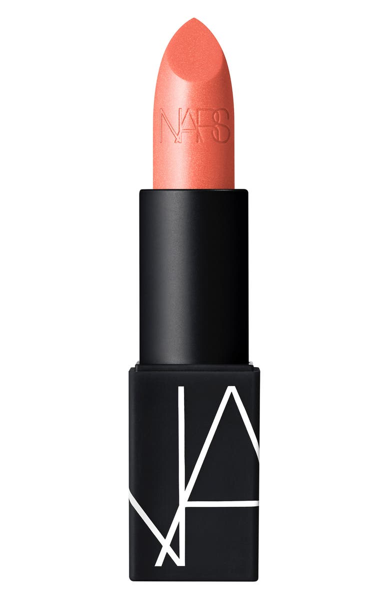 NARS Satin Lipstick, Main, color, ORGASM
