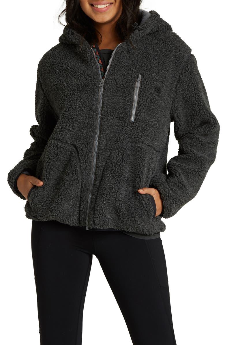 BILLABONG Switchback Fleece Jacket, Main, color, 020