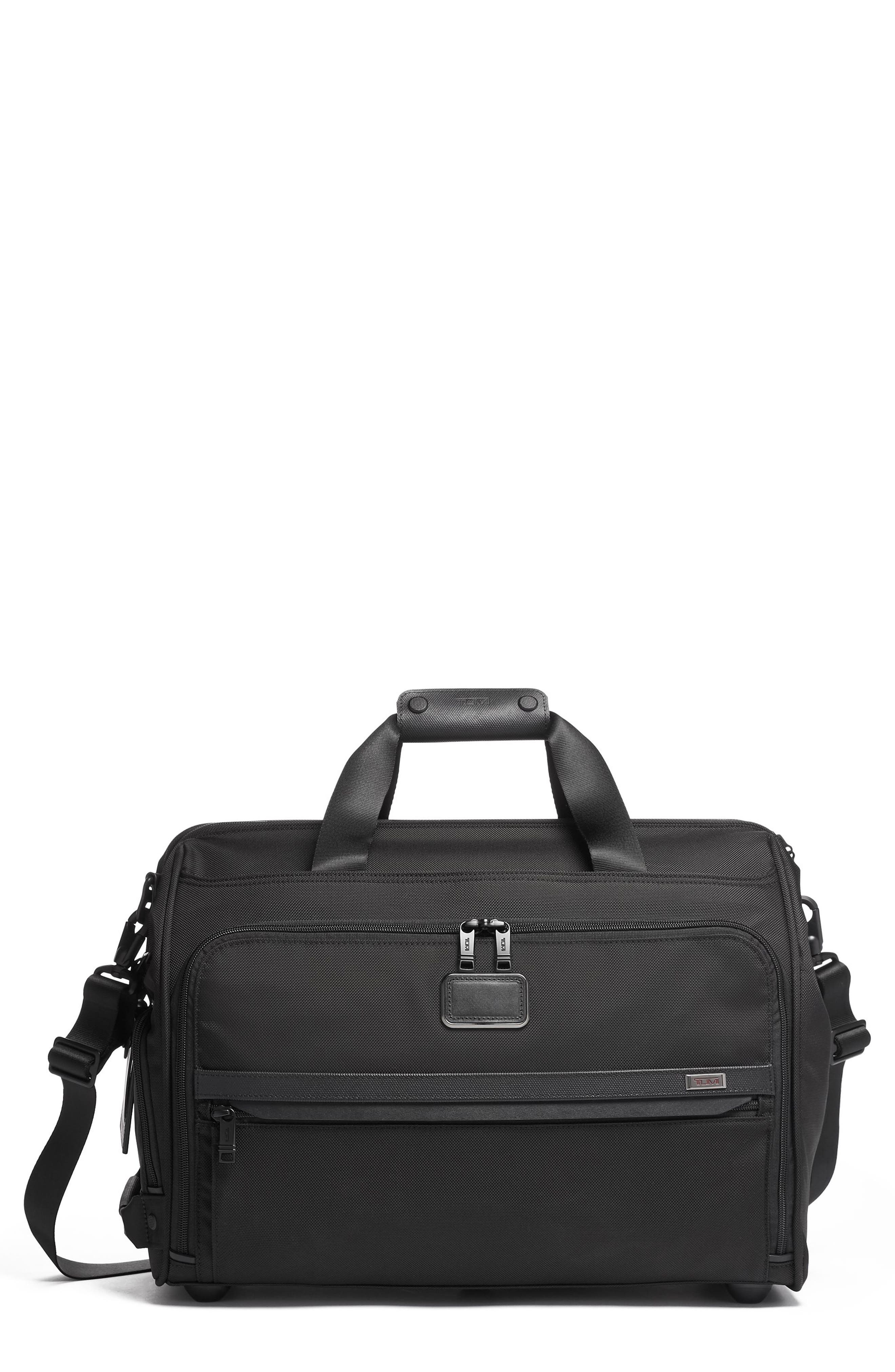 Alpha 3 Collection Framed Soft Duffle
