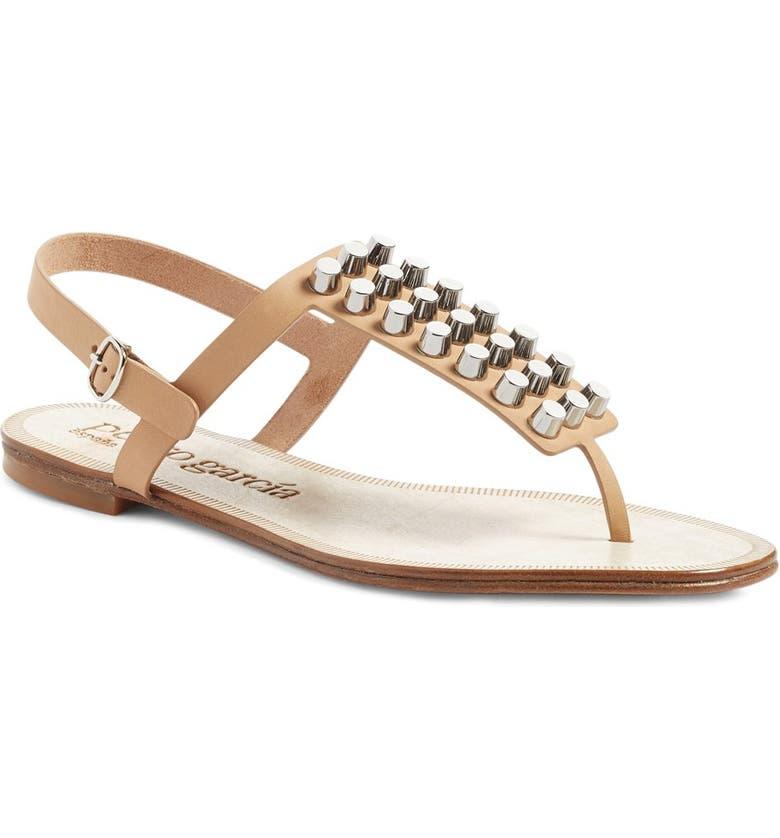 PEDRO GARCIA Eider Studded Sandal, Main, color, 250
