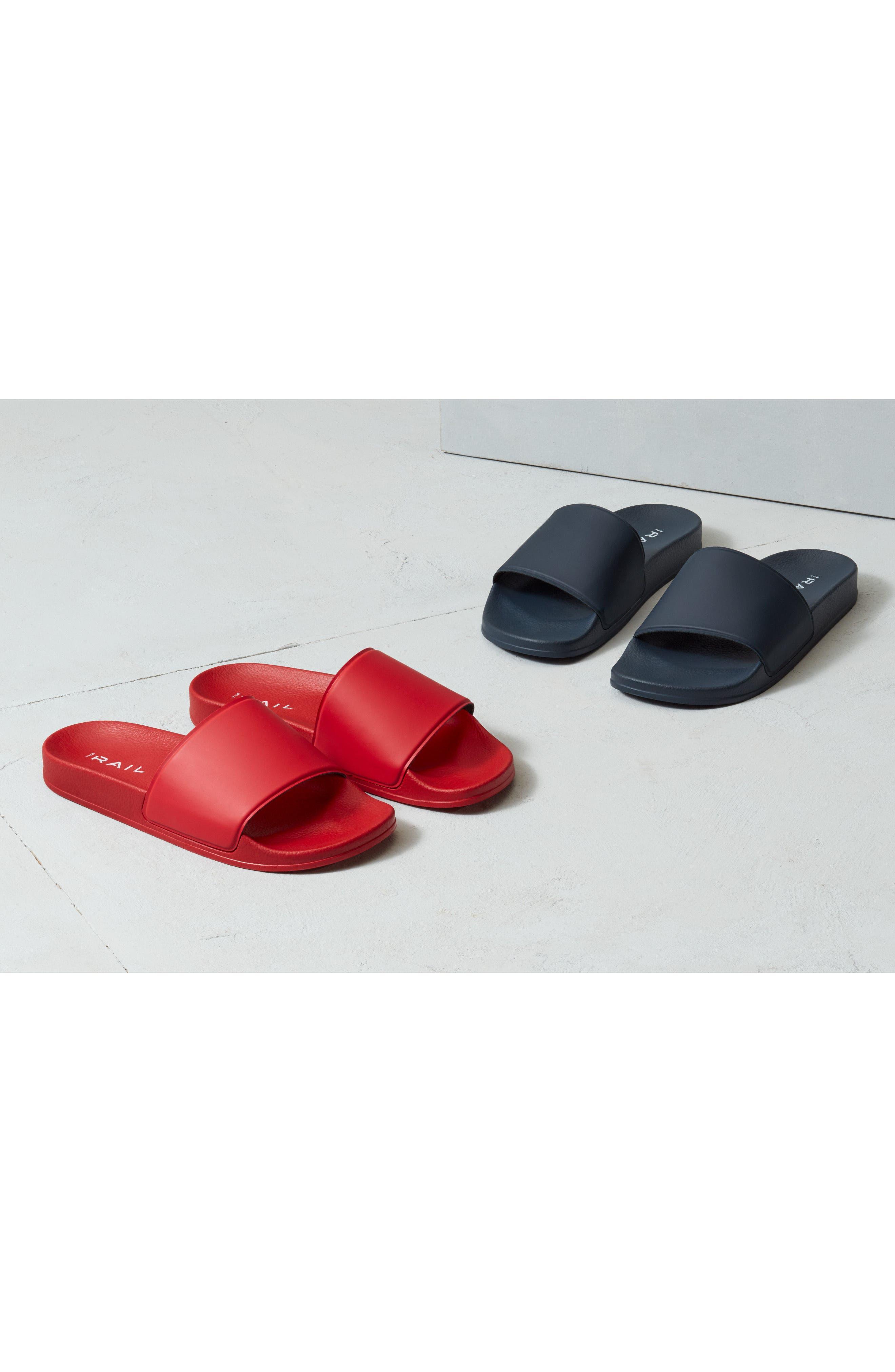 ,                             Bondi Slide Sandal,                             Alternate thumbnail 9, color,                             BLACK