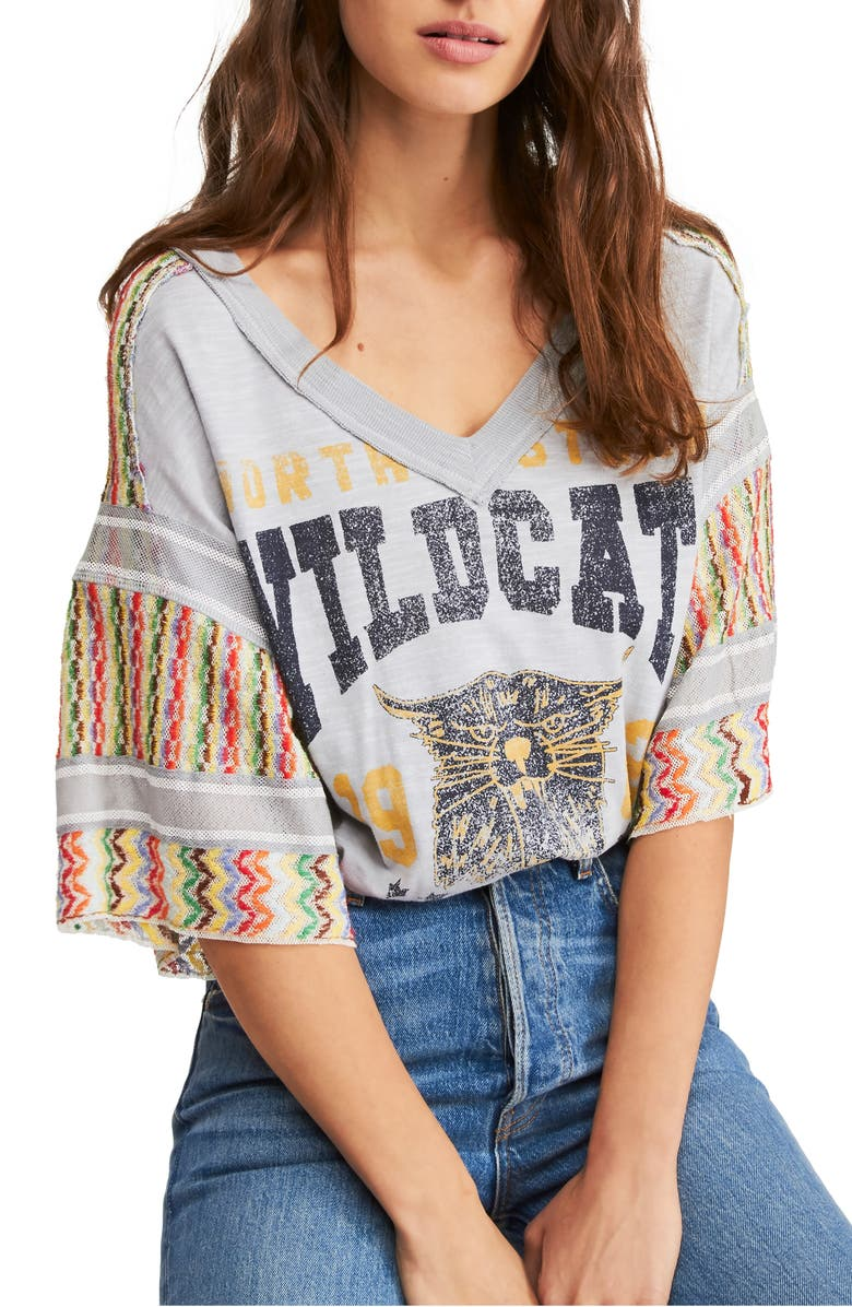 Free People Casbah Graphic Tee