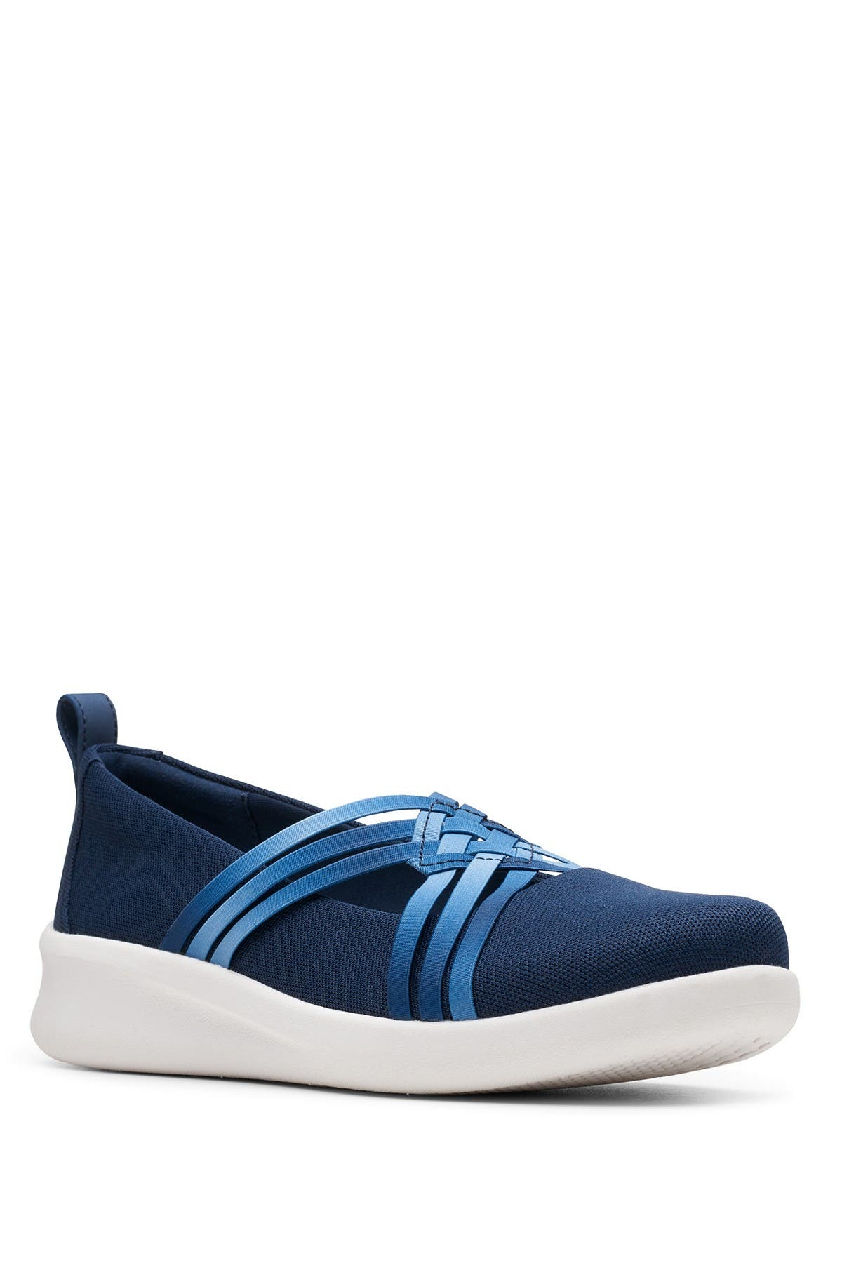 Image of Clarks Sillian 2.0 Cora Flat - Wide Width Available