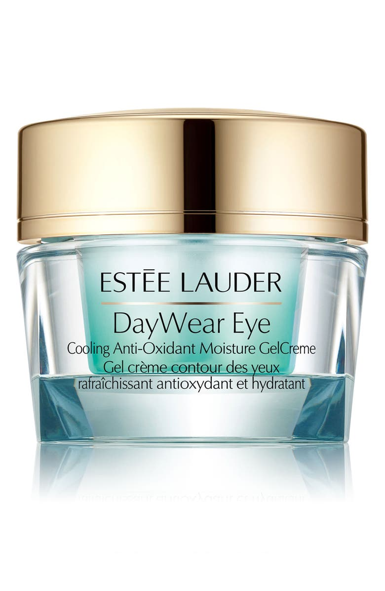 ESTÉE LAUDER DayWear Eye Cooling Antioxidant Moisture Gel Crème, Main, color, NO COLOR