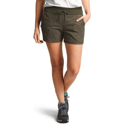 The North Face Aphrodite 2.0 Hiking Shorts, Beige