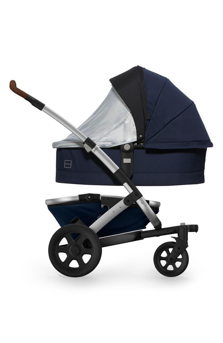 JOOLZ Geo2 Stroller Upper Sun Hood, Main, color, GREY