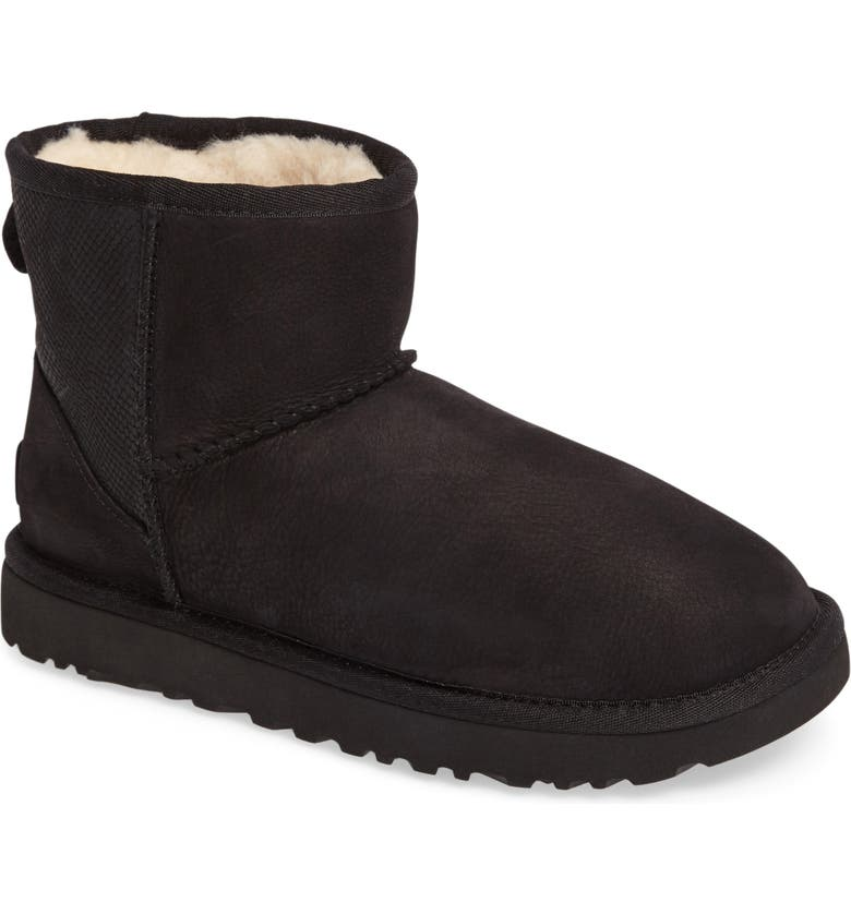 0ad0cb6215e0 UGG® Classic Mini Snake Boot (Women) | Nordstrom