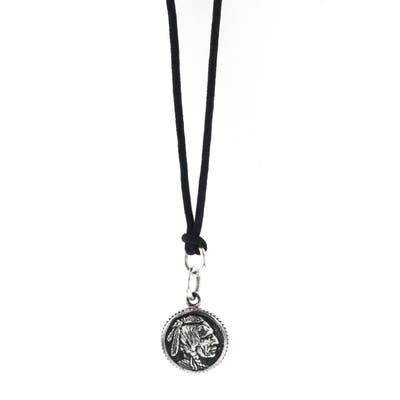King Baby Pendant Necklace