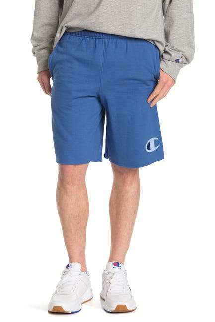 Image of Champion Powerblend Logo Shorts