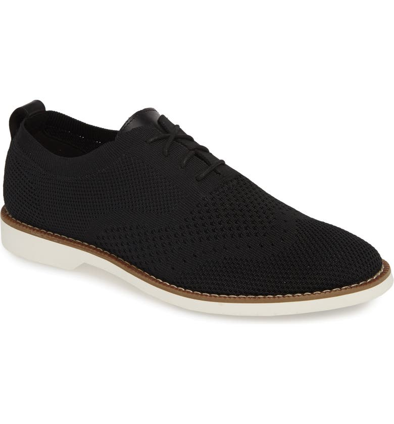 ENGLISH LAUNDRY Finley Knit Lace-Up Shoe, Main, color, 001