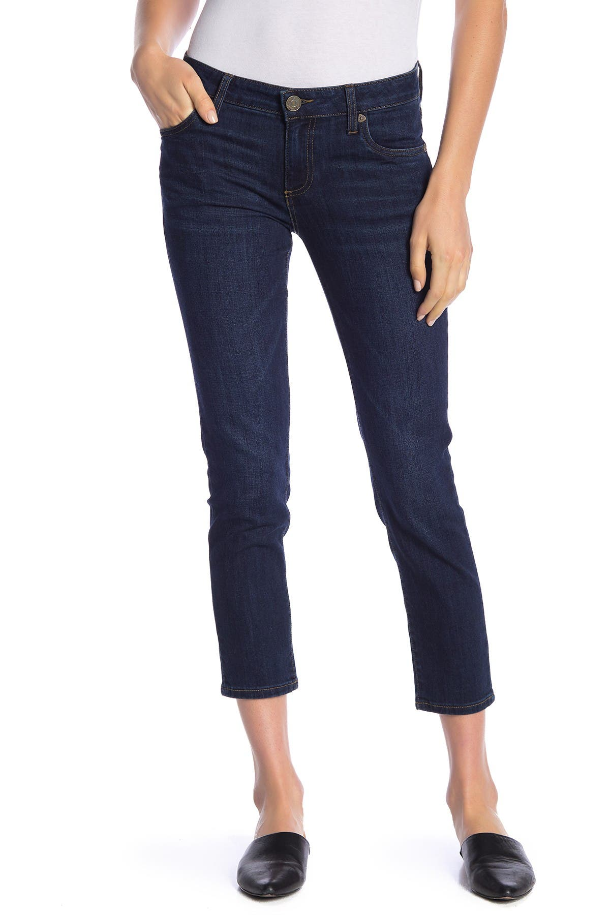 Image of KUT from the Kloth Katy Ankle Boyfriend Jeans
