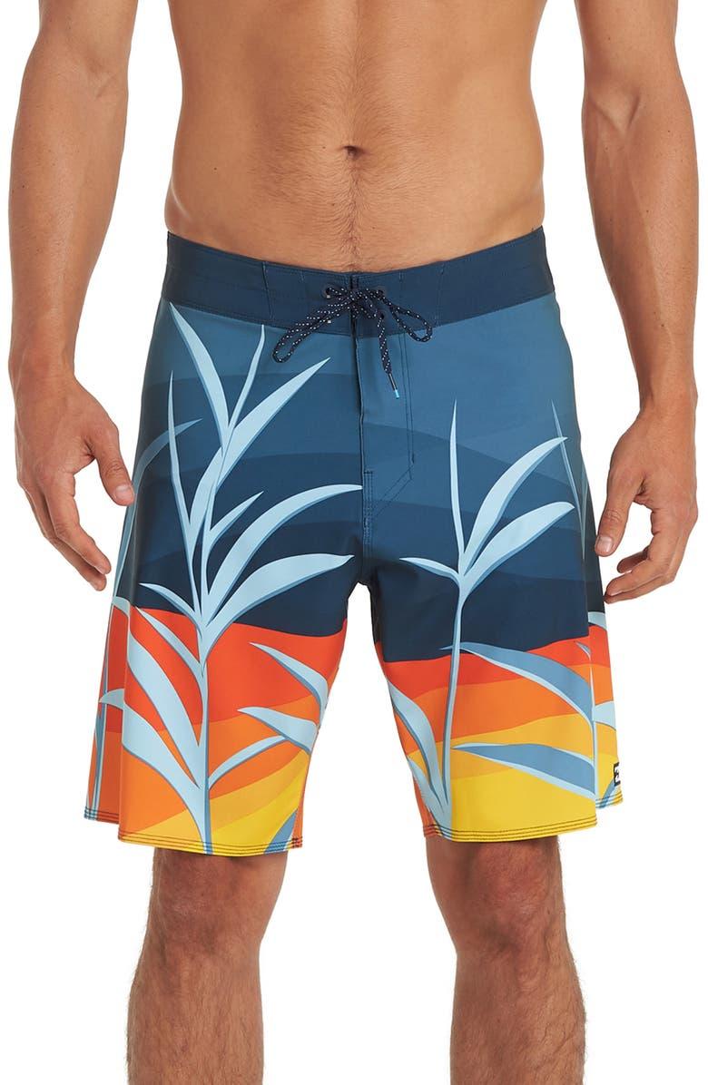 BILLABONG Sundays Airlite Board Shorts, Main, color, NAVY