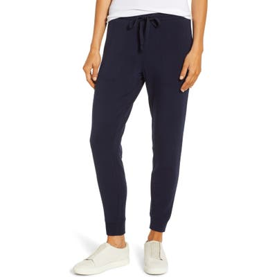 Lou & Grey Signaturesoft Plush Upstate Sweatpants, Blue