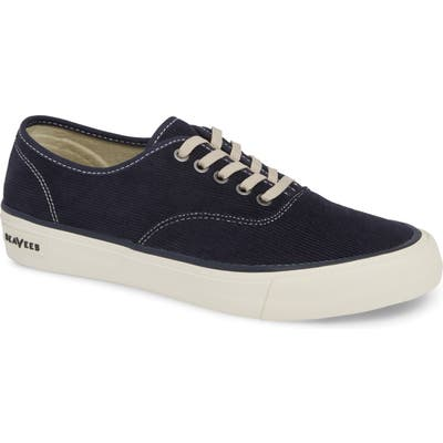 Seavees Legend Cordies Sneaker, Blue