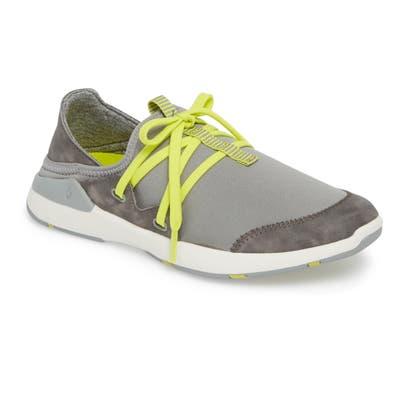 Olukai Miki Li Convertible Sneaker- Grey