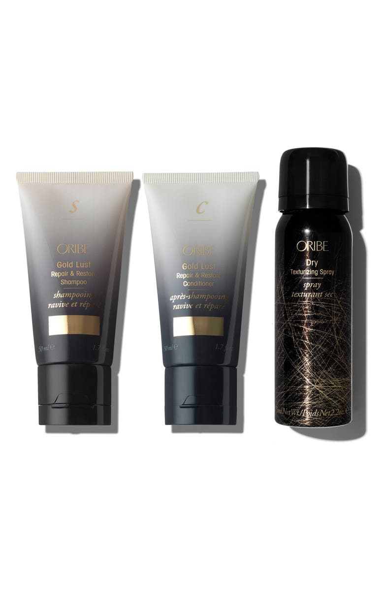 ORIBE SPACE.NK.apothecary Oribe Gold Lust Set, Main, color, NO COLOR