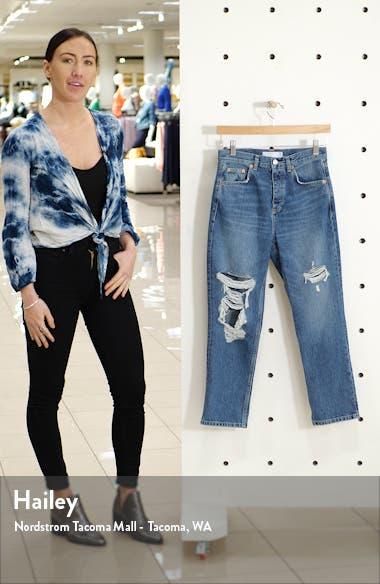 LA Edit Ripped Jeans, sales video thumbnail