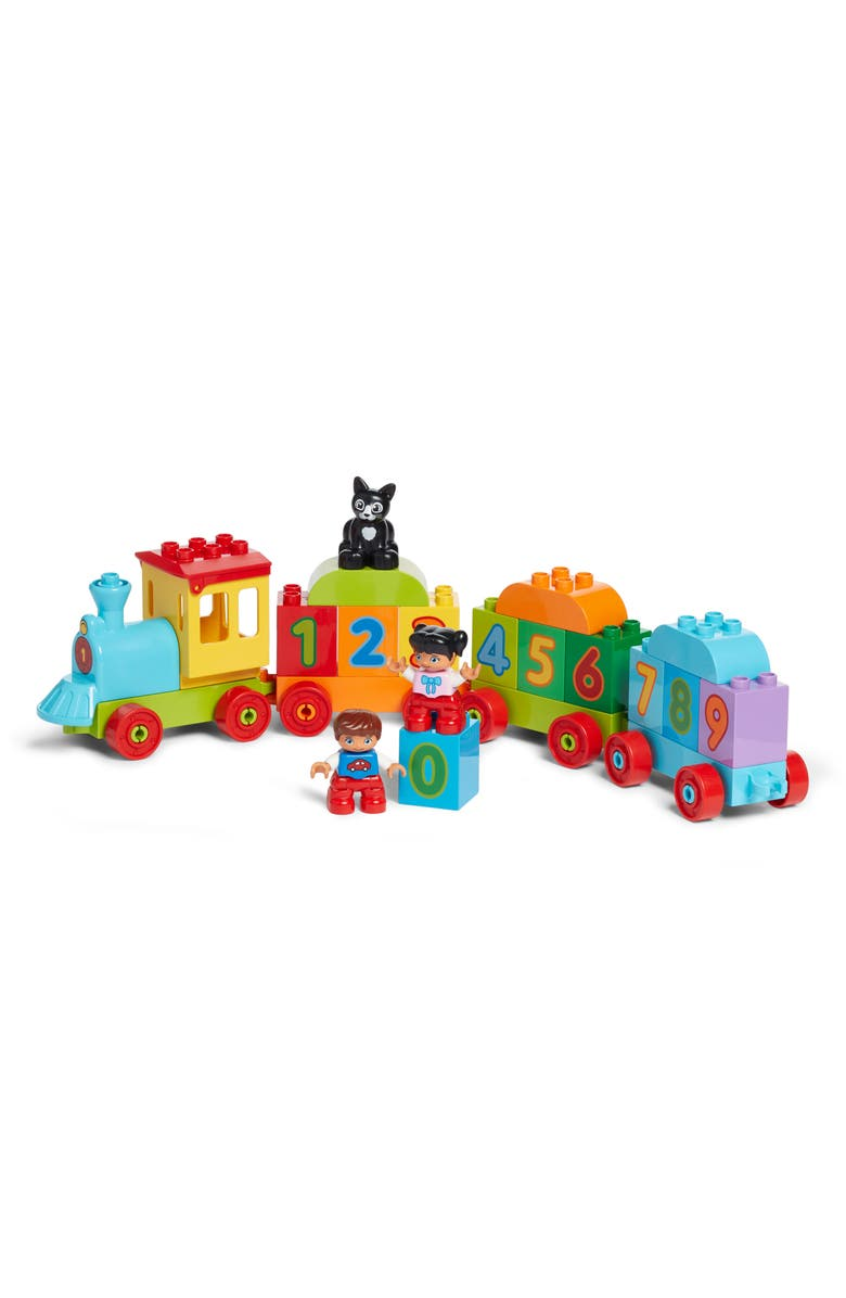 LEGO<SUP>®</SUP> DUPLO<sup>®</sup> Number Train - 10847, Main, color, 300