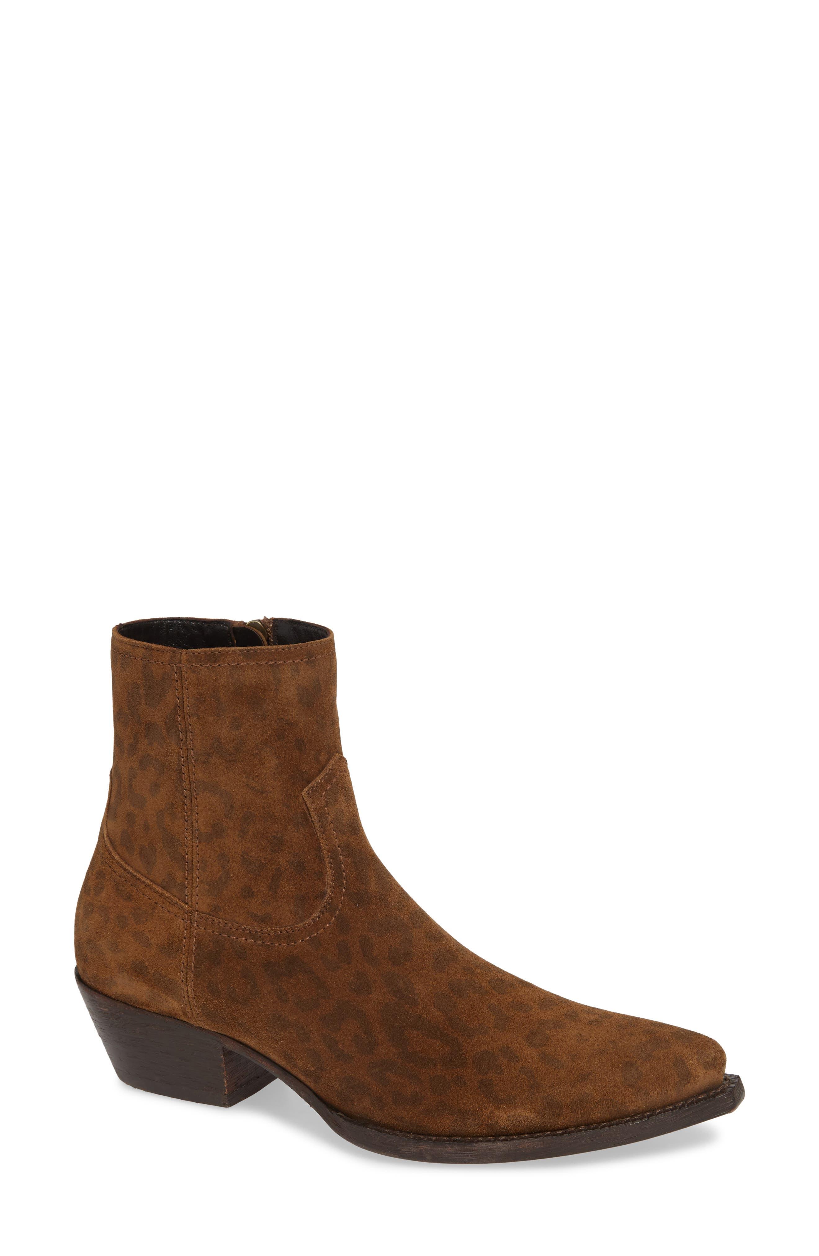 Saint Laurent Luka Boot