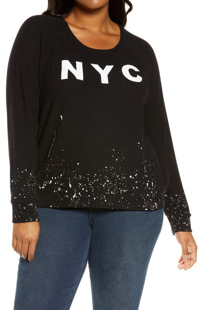 Chaser NYC GRAPHIC SWEATSHIRT