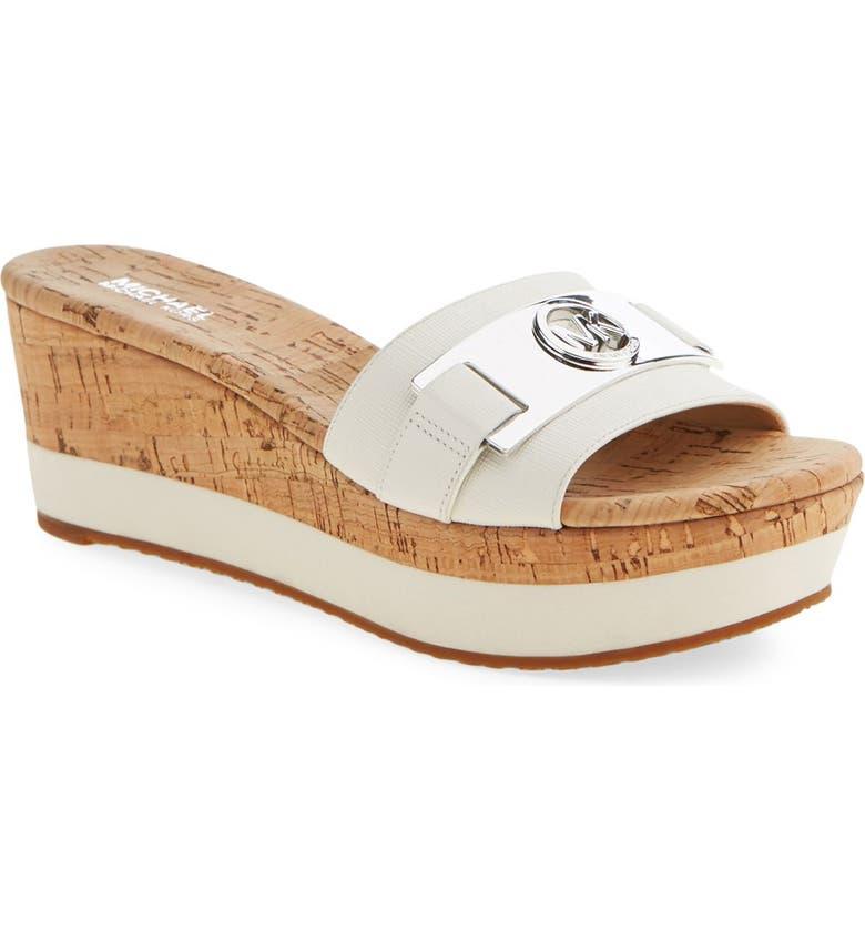 3886a579fd MICHAEL Michael Kors 'Warren' Platform Sandal (Women) | Nordstrom