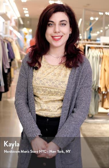 Flutter Sleeve High Neck Tiered Dress, sales video thumbnail