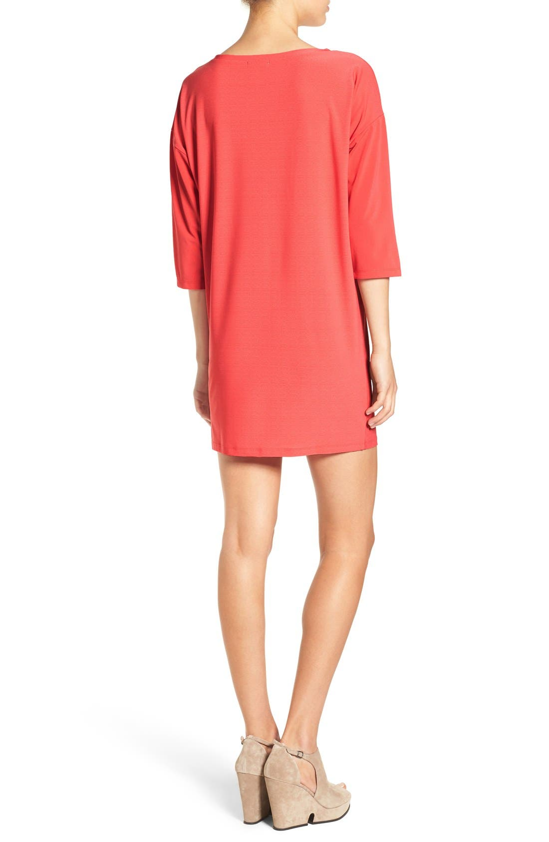 ,                             Dolman Dress,                             Alternate thumbnail 18, color,                             958
