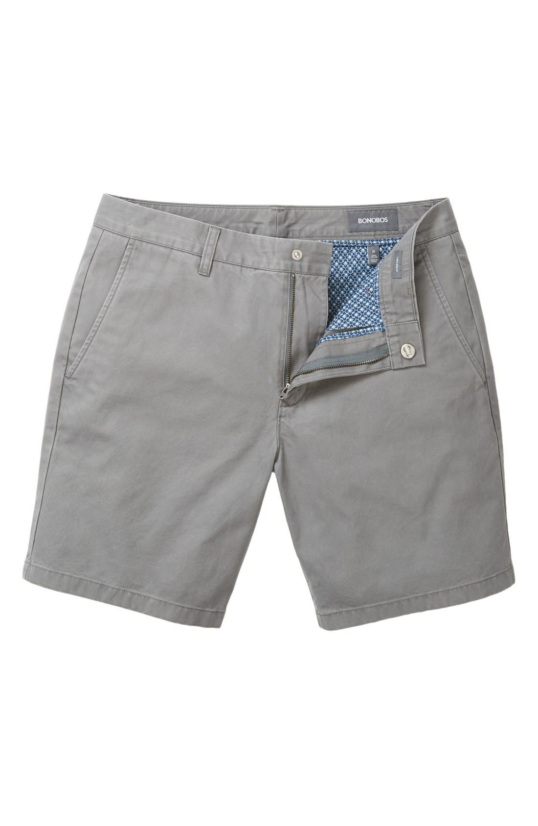 ,                             Washed Chino Shorts,                             Alternate thumbnail 13, color,                             020