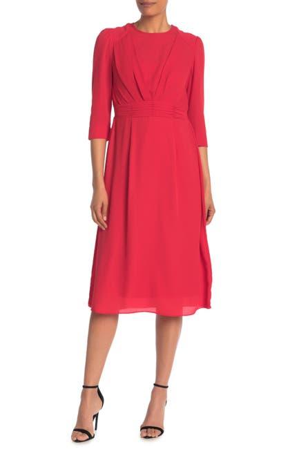 Image of NANETTE nanette lepore Gathered Waist Dress
