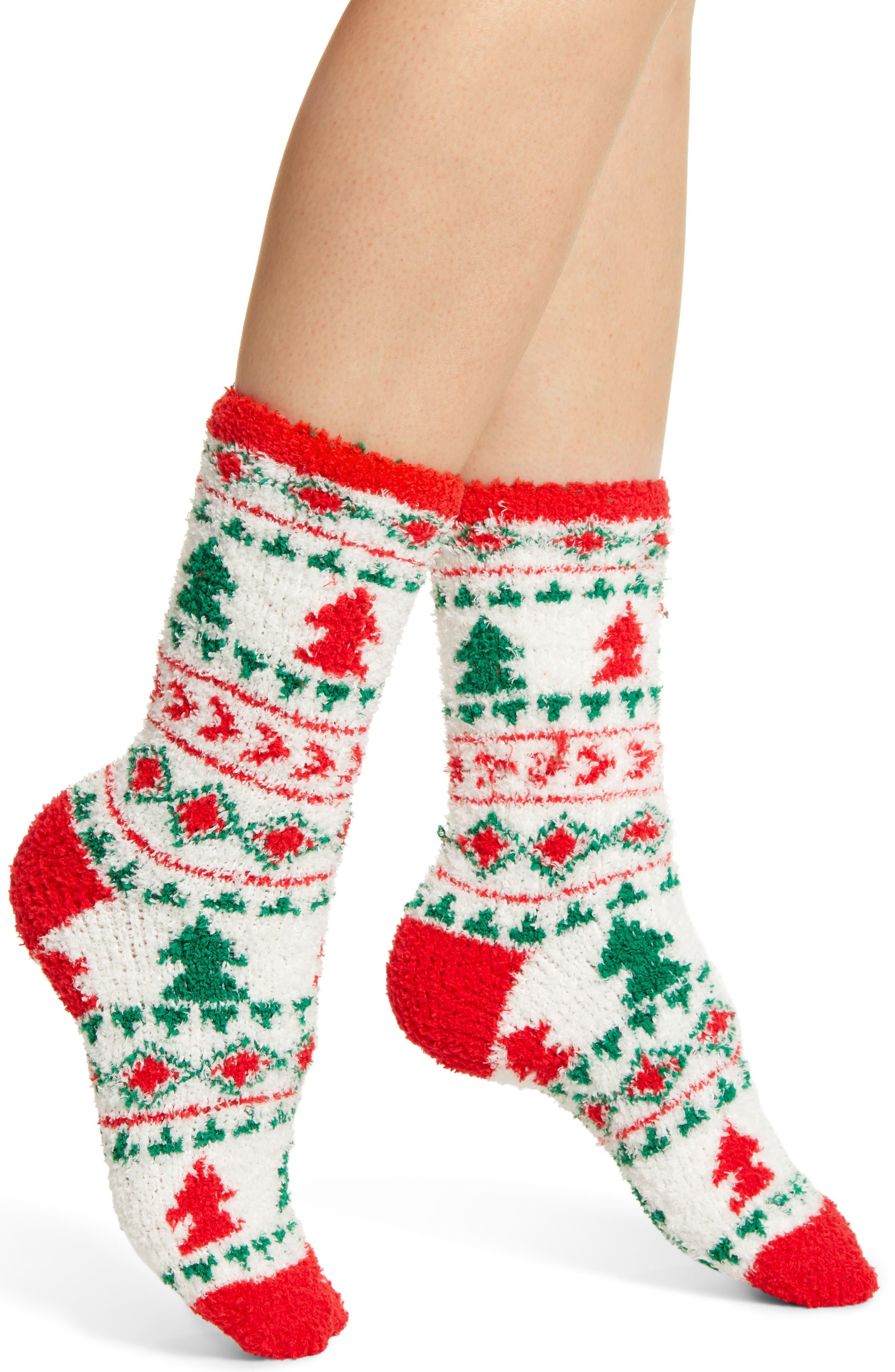 Nordstrom Butter Crew Socks (Any 3 for $30)