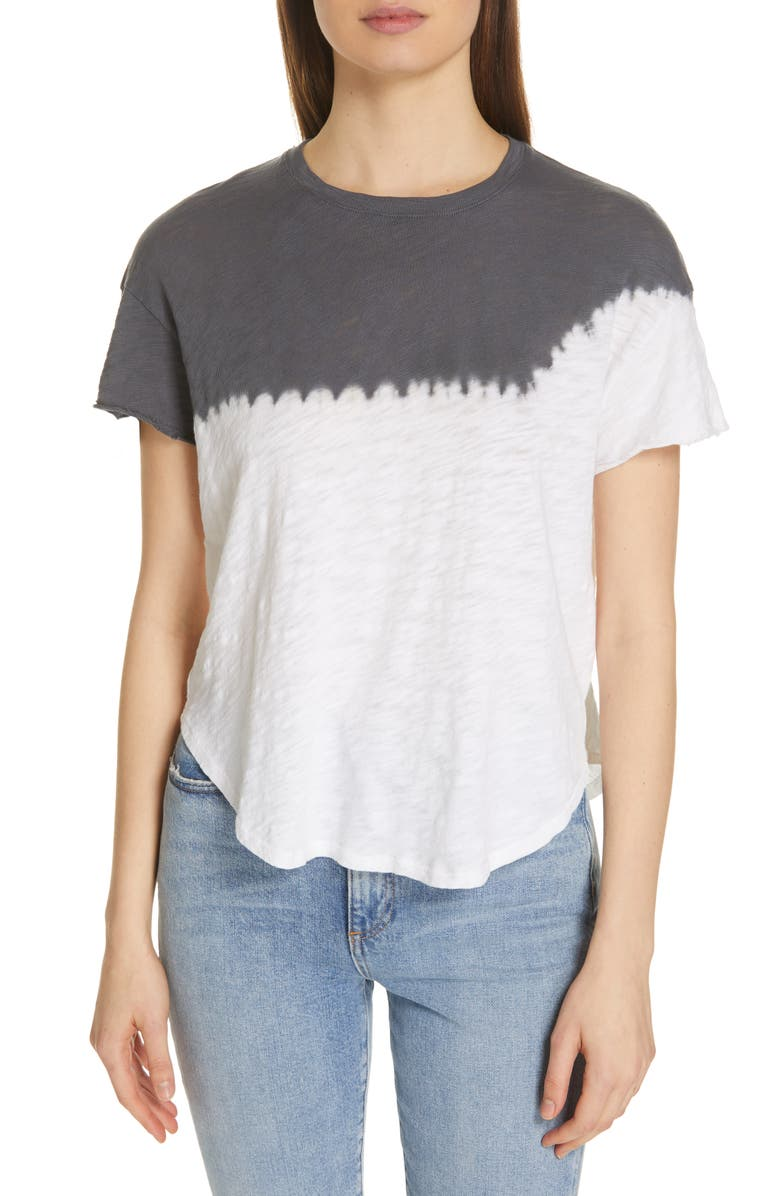 ATM ANTHONY THOMAS MELILLO Dip Dye Tee, Main, color, 020