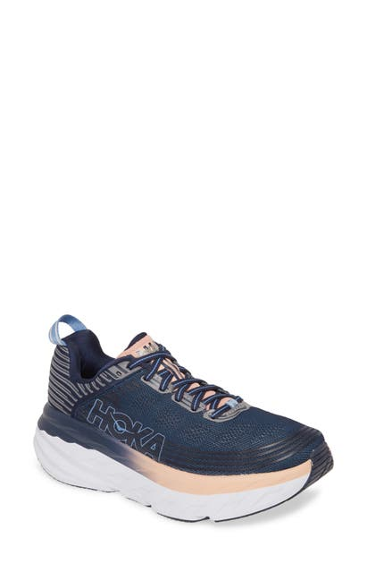 Hoka One One Shoes Bondi 6 Running Shoe